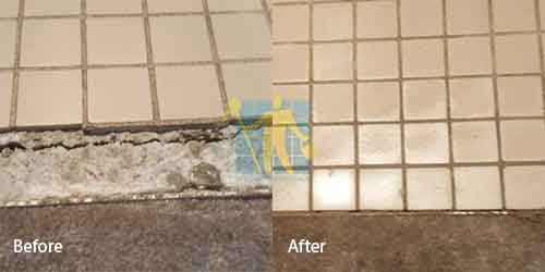 ceramic before and after ceramic resurfacing Sydney