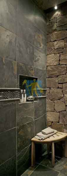 Earth Multi Color Slate Gauged Tile Sydney