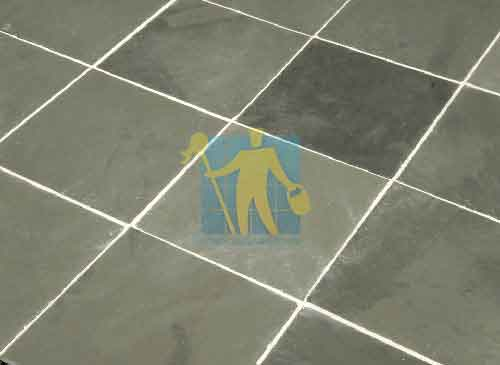 Grout the Tile and finish slate repairing by Cleaning and Sealing the Material Sydney